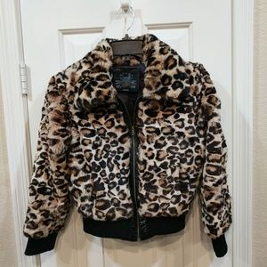 Marc Jacobs Rabbit Fur Jacket